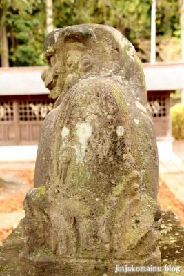 香取八幡神社  古河市小堤22
