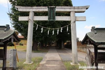 熊野神社 下都賀郡野木町大字野渡3