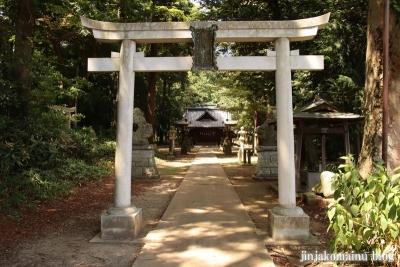熊野神社 下都賀郡野木町大字野渡8