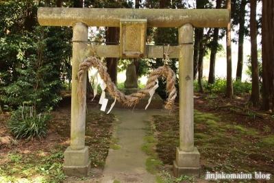 熊野神社 下都賀郡野木町大字野渡23