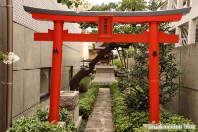 商栄稲荷神社  武蔵野市境2