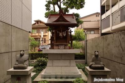 商栄稲荷神社  武蔵野市境5