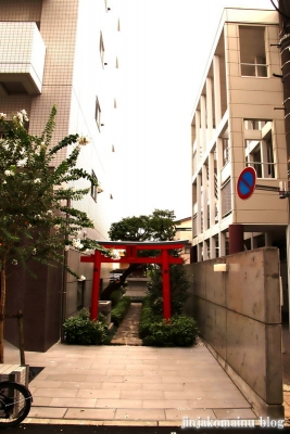 商栄稲荷神社  武蔵野市境1