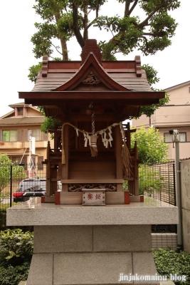 商栄稲荷神社  武蔵野市境8