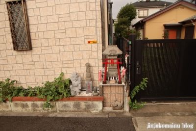 来福稲荷 武蔵野市境1