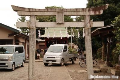 稲荷神社 小金井市前原町1