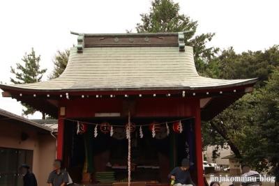 稲荷神社 小金井市前原町5
