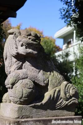 日枝神社 カラー4