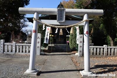 日枝神社 カラー1