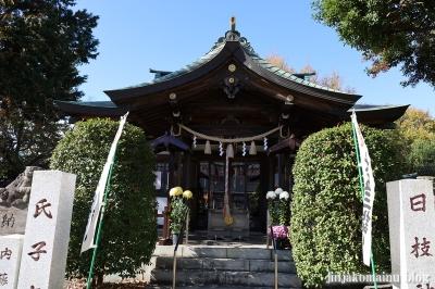 日枝神社 カラー3