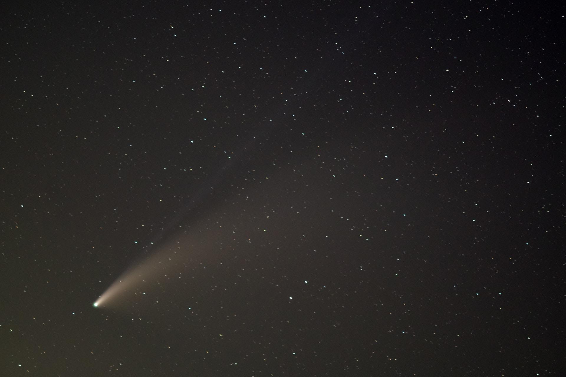 彗星アップ