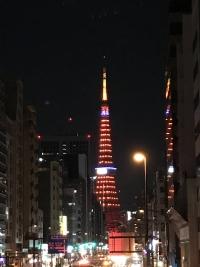 祝・坂本勇人選手 通算2000安打達成記念 東京タワー特別ライトアップ