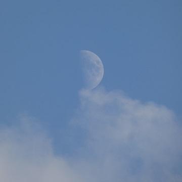 月と雲20200826