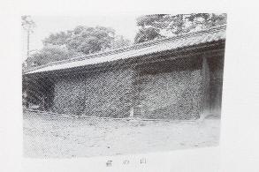 冬支度 薪の山