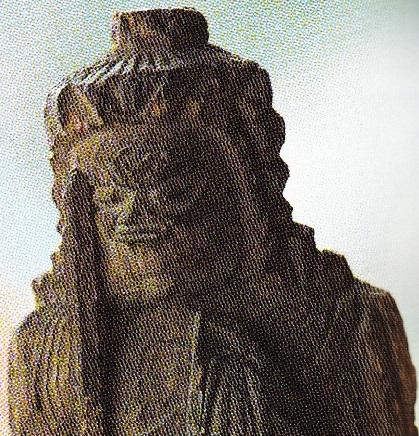 不動明王座像 妙義神社