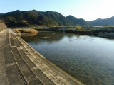 JR新鹿駅周辺の風景1