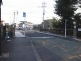 JR・西武拝島駅 平和橋