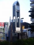 東武岩槻駅 時計台