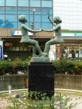 東武加須駅 和 裏