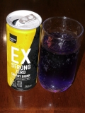 マツモトキヨシ EX STRONG ZERO ENERGY DRINK 色