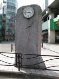 JR武蔵新城駅 翔 時空のはじまり 裏