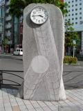 JR武蔵新城駅 翔 時空のはじまり