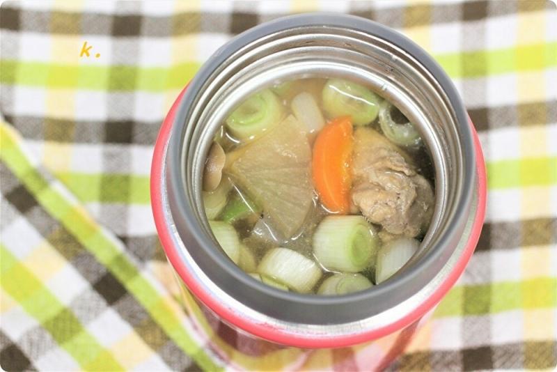 豚汁 スープジャー