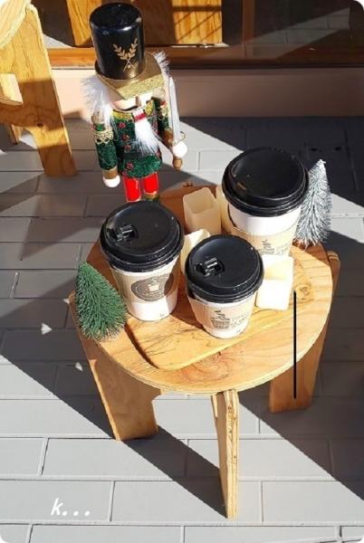 カフェ テイクアウト