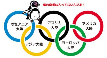 Olympic五大陸000
