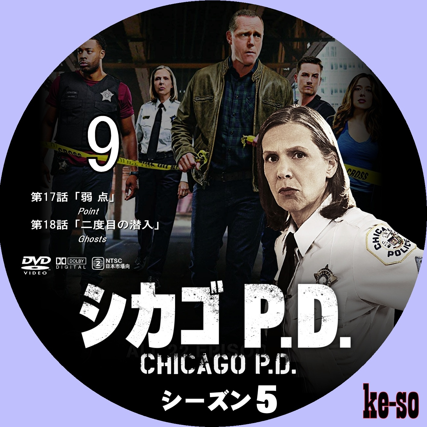 Pd シーズン 5 シカゴ