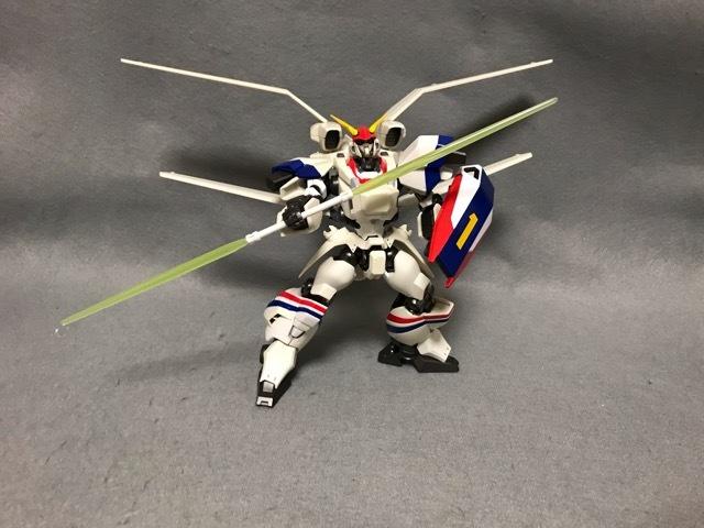 魂spec ドラグナー1 from opening silhouette