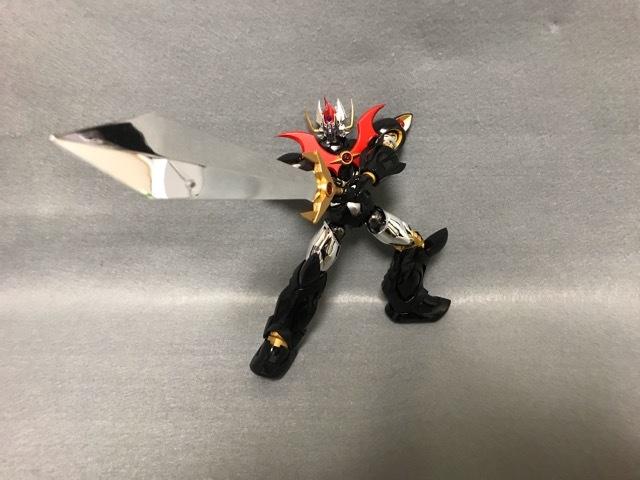 スーパーロボット超合金 マジンカイザー 超合金ZカラーVer.