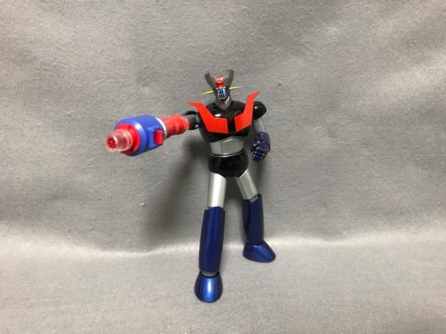 超合金魂  XX計画ひみつ超兵器セット01