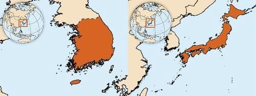 [韓国の反応]WHOの韓国地図に「独島」表示なし 是正要求にも応じず=市民団体