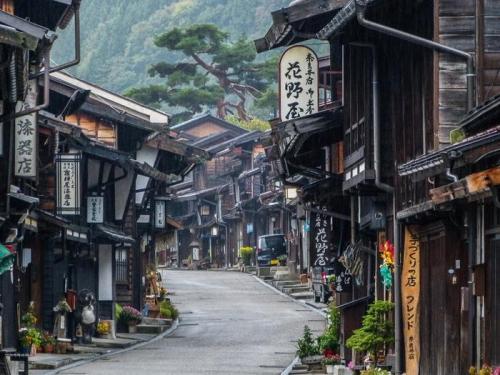 韓国と日本の都市景観の差[韓国ネット民]