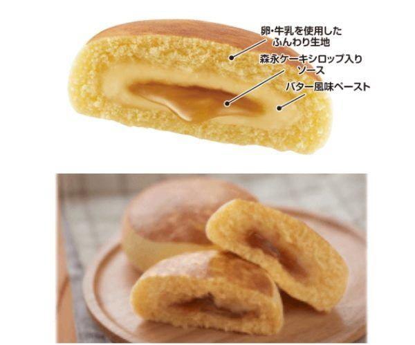 [韓国の反応]日本人はどうやったらこんなおいしそうな組み合わせを思いつくんだ?日本のツイッターで「ホットケーキまん」が話題に02