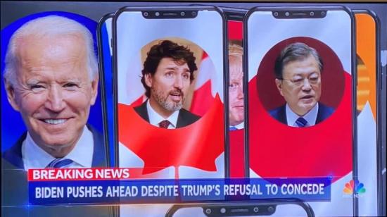 [韓国の反応]米国NBC放送で文在寅大統領が日本国首相として表示されたそうですね[韓国ネット民]