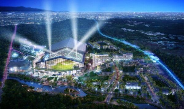 [韓国の反応]2023年に完成が予定されている、最新の野球場がこれ[韓国ネット民]04