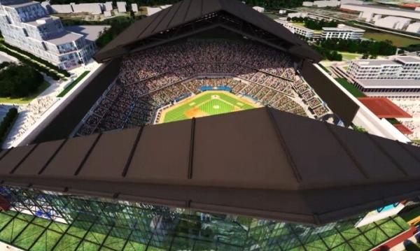 [韓国の反応]2023年に完成が予定されている、最新の野球場がこれ[韓国ネット民]03