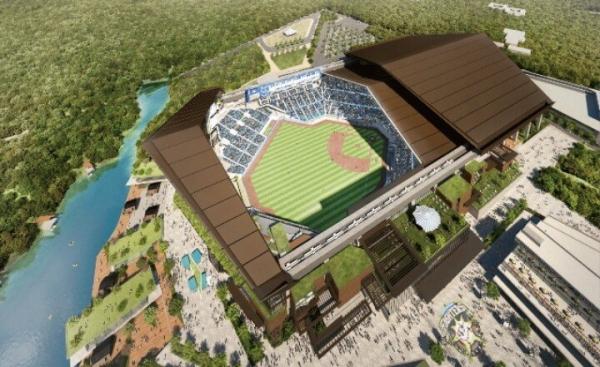 [韓国の反応]2023年に完成が予定されている、最新の野球場がこれ[韓国ネット民]02