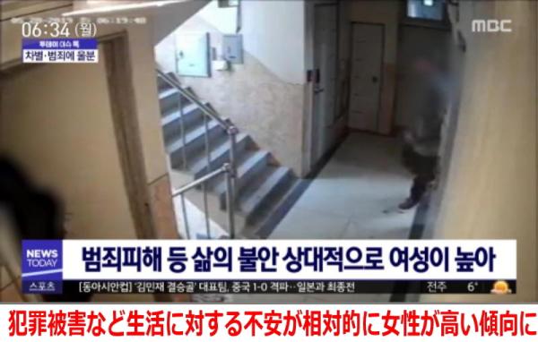 [韓国の反応]韓国人女性の80が治安への不安から韓国からの移民を希望[韓国ネット民]海外で暮らせば韓国と韓国人男性が天国と天使だとわかるだろうよ2