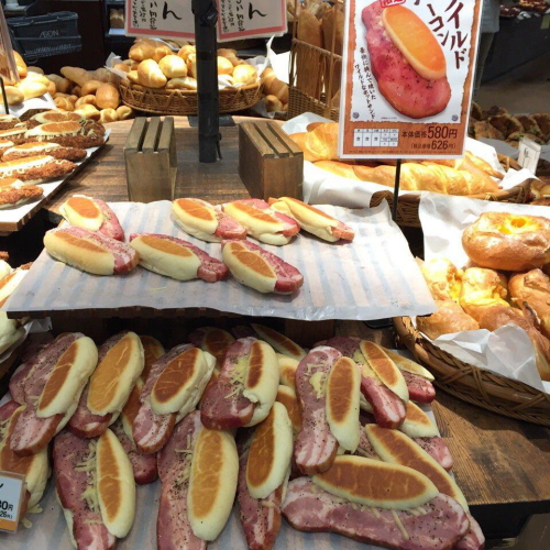 [韓国の反応]日本の衝撃的なビジュアルのパンに韓国人もびっくり![韓国ネット民]34