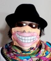 子供の手作り 工作 ファッション マスク