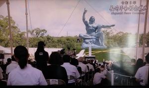 長崎平和祈念式典1