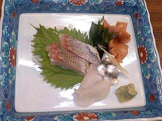 200630_2117~01イサキ 鮃 シンコ 赤貝 福喜 天神