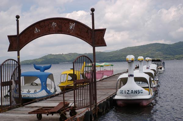 山中湖スナップ
