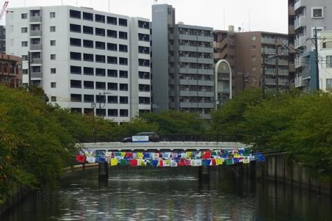 大岡川のプレジャーアート