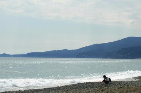 御幸の浜海岸スナップ