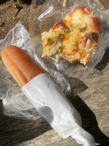 アンティークのパン