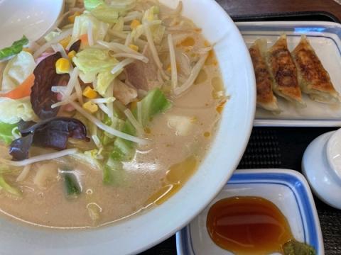 リンガーハットの長崎ちゃんぽん餃子3個セット